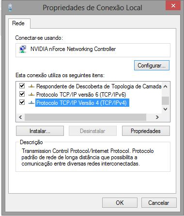 dns windows 7